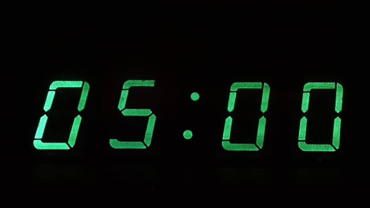 5 minute countdown vanderbilt bijl